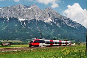 Trem Alpes